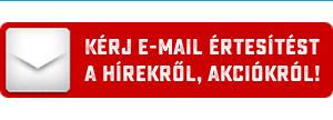 MatricaMágnes.hu - Értesítő hírlevél feliratkozás